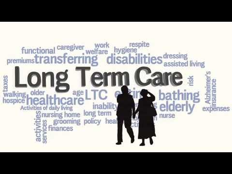 Long-term care misconceptions - Financial Service Group
